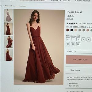 Jenny Yoo Inesse Dress